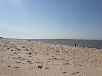 Derecho a una playa limpia. Mensaje en audio para difundir