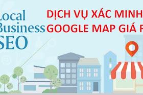 Dịch vụ Google Maps – Tạo mới Số lượng lớn, Seo maps top 1-2-3 Google