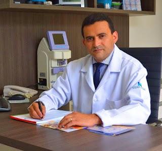 Proteja seus Olhos do Sol: Dr. Francisco Magalhães, Médico Oftalmologista do CMAC, para uma visão saudável, explica