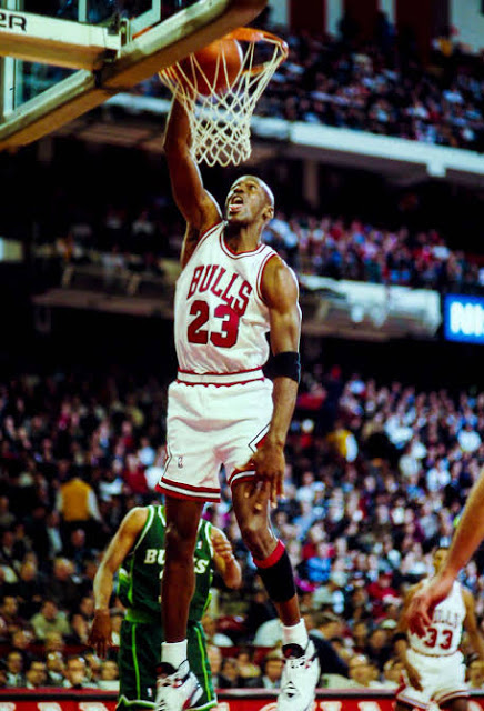 Michael Jordan is known as the greatest basketball player of all time