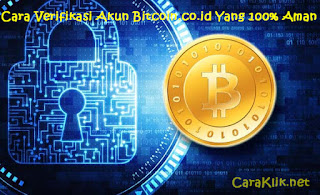 Cara Verifikasi Akun Vip.Bitcoin.co.id Yang 100% Aman