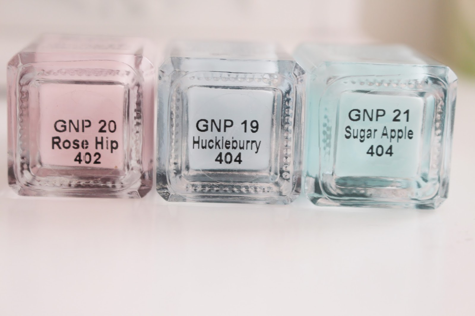 Barry M Gelly Nail Paint Spring Review