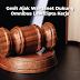 Gesit Ajak Warganet Dukung Omnibus Law Cipta Kerja