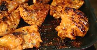 African Chicken Peri-Peri