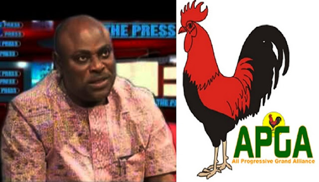 APGA suspends national chairman