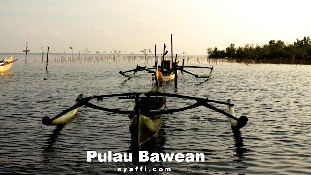 Wallpaper Pulau Bawean