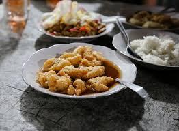 Kuliner Indonesia - Ayam Malaya