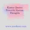 Karma Inspirational Quotes. Motivational Short Karma Quotes. Powerful Karma Thoughts, Images, and Saying