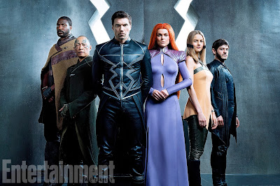Inhumans A Marvel Television Series Cast Photo
