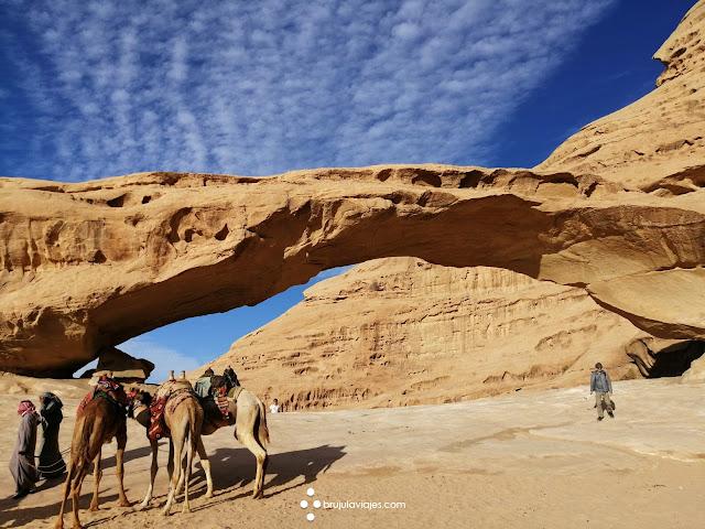 Wadi Rum - Jordania - Desierto