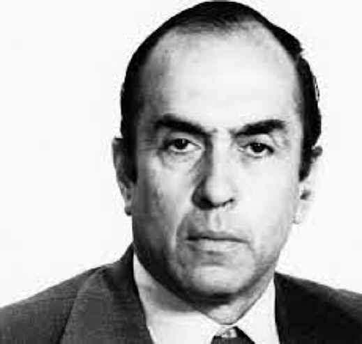 Almirante (R) Carlos Castro Madero.