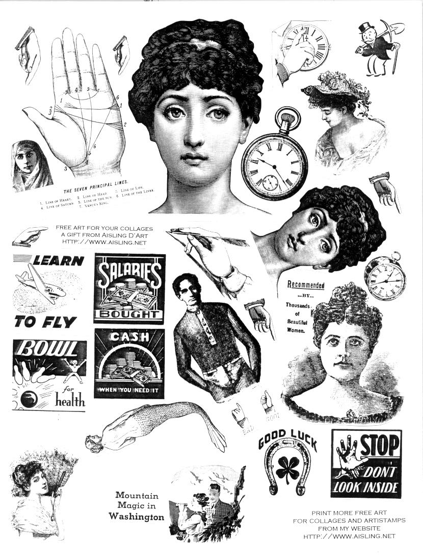 clip art free victorian - photo #36