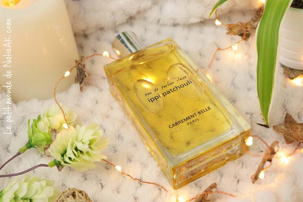 parfum hiver mixte