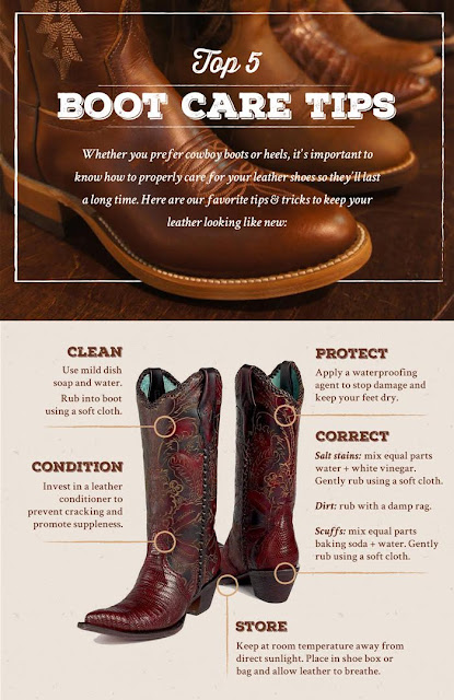 8 Tips To Preserve Your Leather Boots