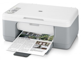 One Printer Drivers for Windows and Mac OS HP Deskjet F2235 All-in-One Printer Drivers Download
