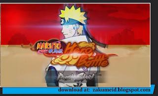 Naruto Senki Mod Hero Battle Spesial Kemerdekaan Apk