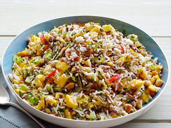 orez cu manga cilantro bame