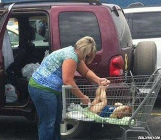 Meanwhile at Walmart BAby Change