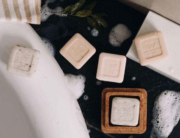 Les Panacées, cosmétiques solides de bain