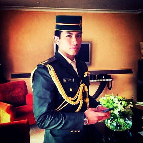 Biodata Penuh Putera Brunei Pengiran Muda Abdul Mateen | Prince ...