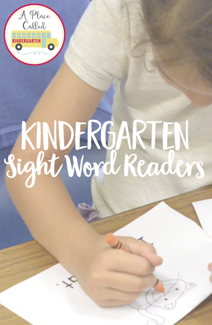 These 17 Sight Word Readers will have your Kindergarten students excited about reading while practicing reading sight words. Add this collection of sight words readers to you guided reading list of activities for Kindergarten. Click, download and print these sight word readers today.