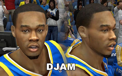 2K13 NBA Carl Landry Cyberface Mods