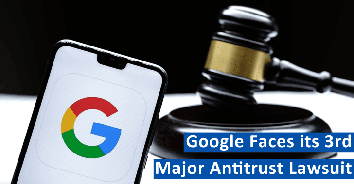 Google Faces its 3rd Major Antitrust Lawsuit for Using Monopolistic Powers to Control Pricing