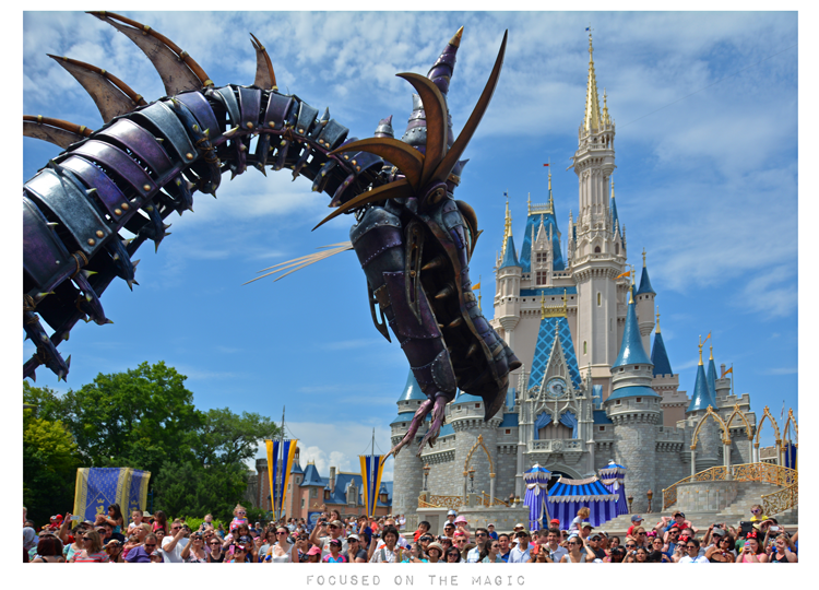 Magic Kingdom Festival of Fantasy Parade in Flordia