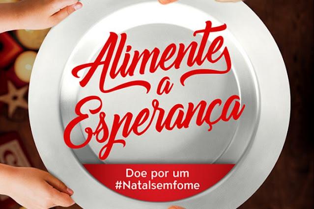 CR3 inicia Campanha Natal Sem Fome!