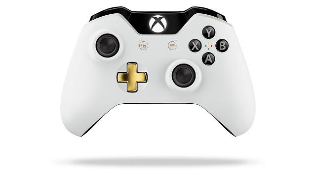 controller xbox one putih hitam keren