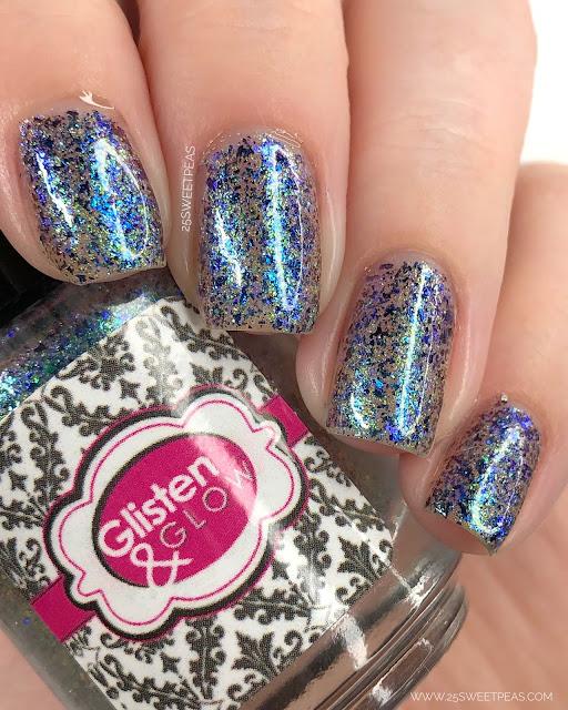 Glisten & Glow Sgt. Cocco 25 Sweetpeas