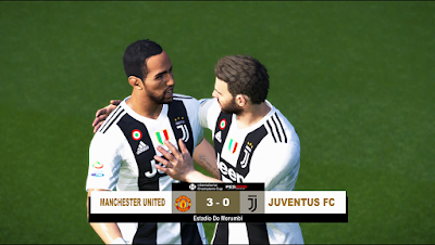 PES 2017 Scoreboard International Champions Cup 2018 by AZ Mods
