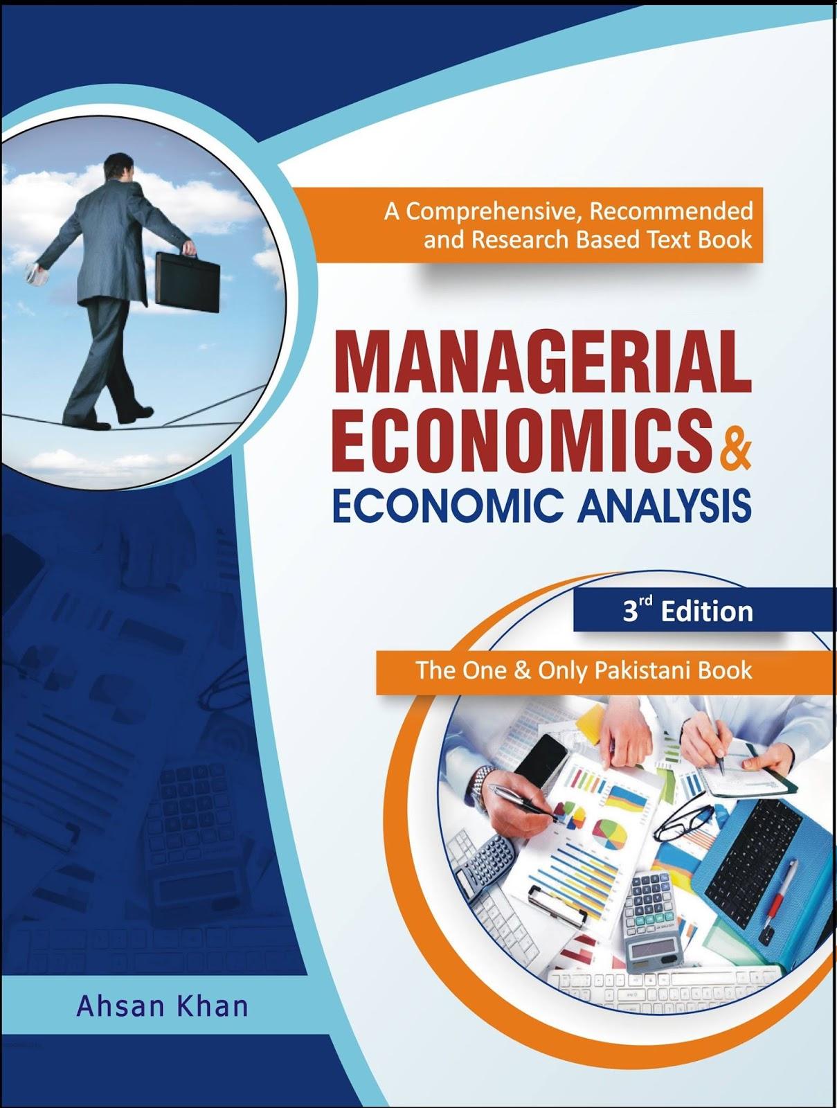 managerial economics 3 essay