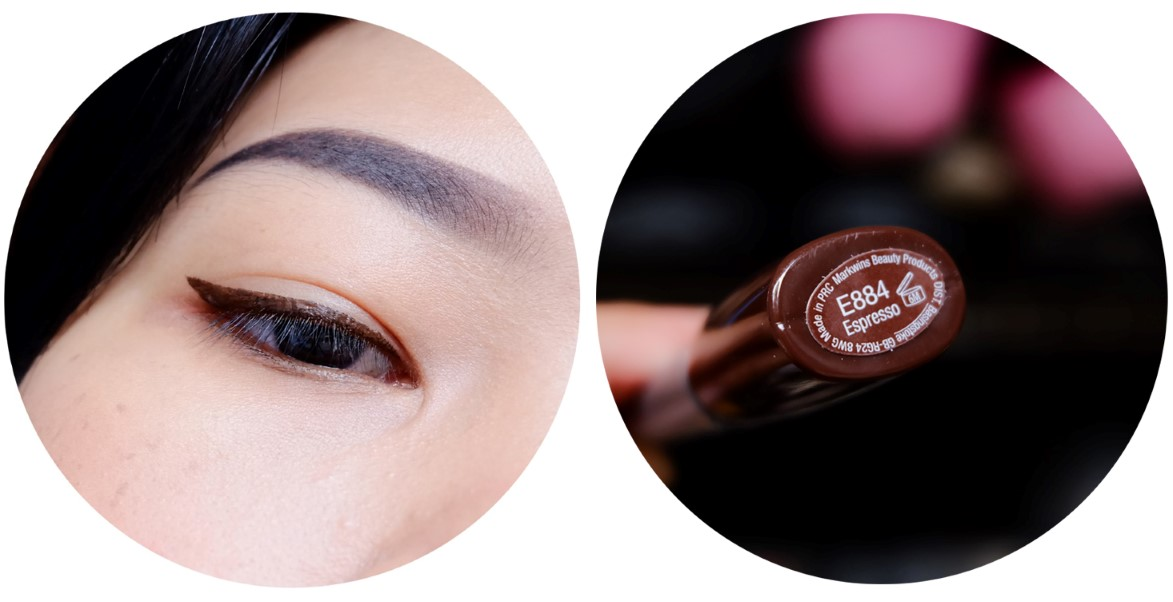 review-eyeliner-liquid-waterproof-coklat-wet-n-wild-h2o-proof-ajengmas