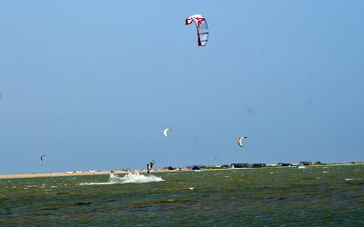 Kitesurf Hot spot Kalpitiya Lagoon Sri Lanka