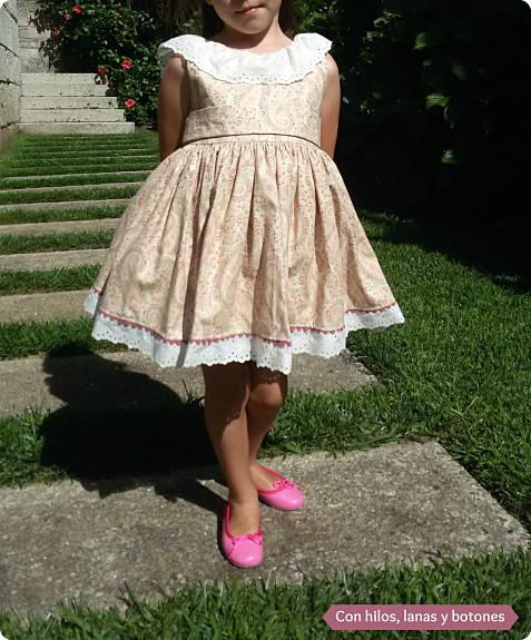 Con hilos, lanas y botones: Julie Dress