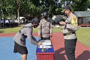 Rotasi Jabatan, Tiga Pejabat Utama di Polres Manggarai Barat Dimutasi