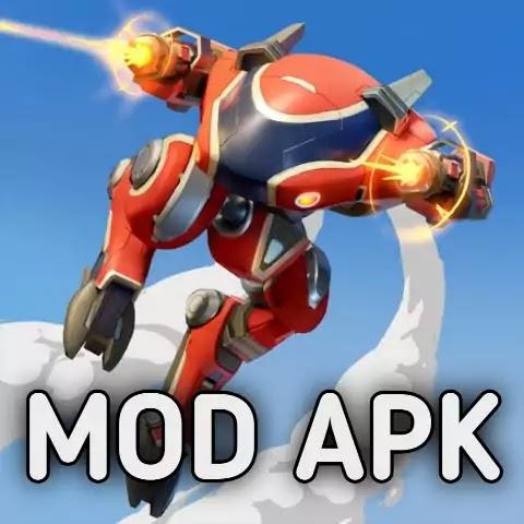 Mech Arena: Robot Showdown MOD APK v2.01.01 (Unlimited Money/Coins/Gems)