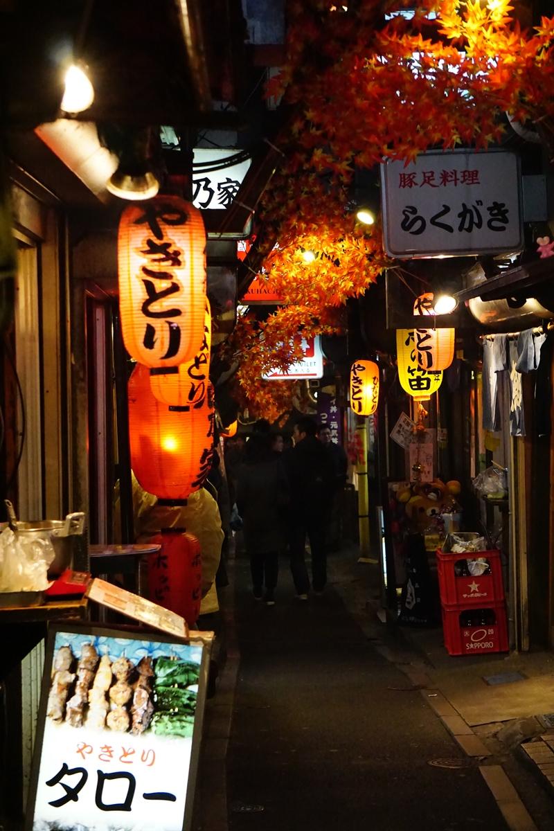 Tokio omoide yokocho