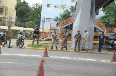 Gobierno intimida población con despliegue de Policías y Militares