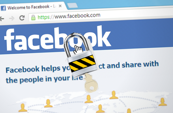 Cara mengunci facebook di hp