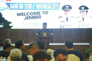 Pemkab Jember Berharap Tour D'Indonesia 2019 Mampu Gairahkan Olahraga di Daerah
