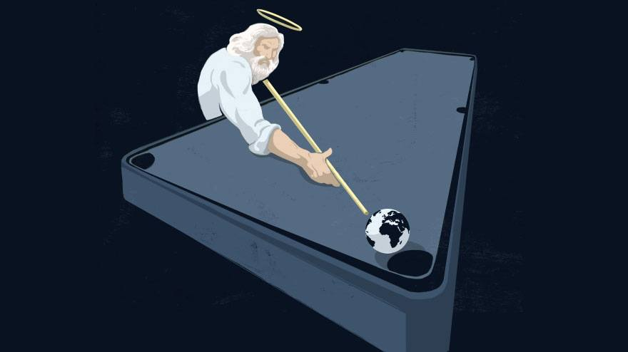 The Absurdities of Life in the 21st Century Captured in Powerful Illustrations - 2012 Theories: End Of The World