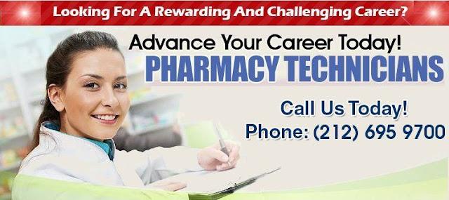 Pharmacy Technician Training NYC
