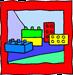 image: ancient Egypt building games
