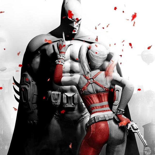 Batman x Harley Quinn Wallpaper Engine