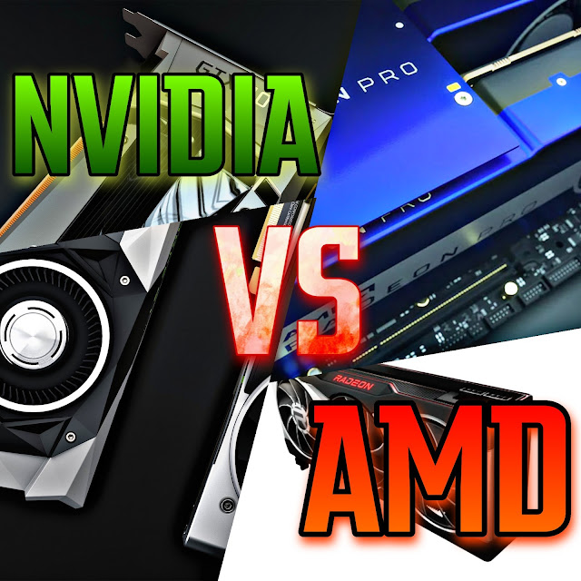 NVIDIA VS AMD GRAPHIC CARD