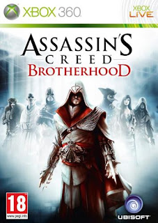 Assassin's Creed: Brotherhood (X-BOX360) 2010