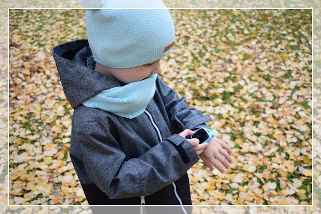 lapselle kännykkä
