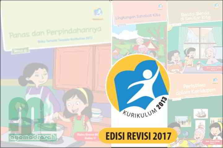 Download Buku Siswa Kelas 2 Revisi 2017
